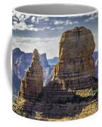 Soaring Red Rock Monoliths Coffee Mug