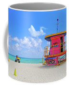 Sobe Lifeguard Coffee Mug
