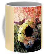 Soccer Art Coffee Mug