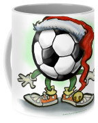 Soccer Christmas Coffee Mug
