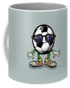 Soccer Cool Coffee Mug