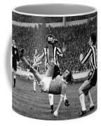 Soccer Match, 1976 Coffee Mug by Granger