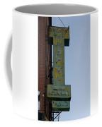 Society Hill Hotel Bar Sign Coffee Mug