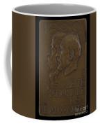 Soci?t? Nationale Des Beaux-arts: Jean-louis Ernest Meissonier And Pierre Puvis De Chavannes [obverse] Coffee Mug