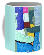 Socks And Shoes Coffee Mug