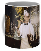 Soda Jerk, 1939 Coffee Mug