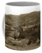 Soda Springs And Cliff House In Manitou, Colorado Coffee Mug