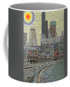 Sodo Tracks Coffee Mug