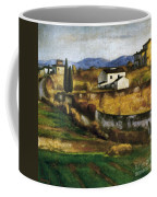 Soffici: Hill, 1922 Coffee Mug
