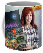 Sofia Goldber - About Mars Civilization. 5 Coffee Mug