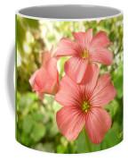 Soft And Peachy Smiles Coffee Mug
