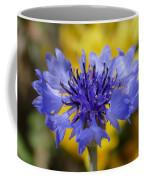 Soft Bachelor Button Coffee Mug