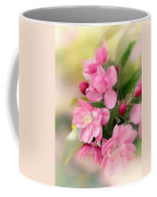 Soft Apple Blossom Coffee Mug