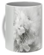 Soft Dahlia White Coffee Mug