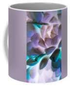 Soft Glow Succulents Coffee Mug