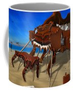 Soft Grand Piano Man Coffee Mug