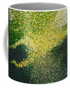 Soft Green Light  Coffee Mug