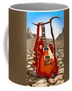 Soft Guitar Coffee Mug