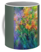 Soft Iris 2 Coffee Mug
