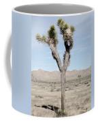 Soft Joshua Tree Coffee Mug