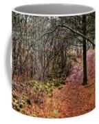 Soft Light In The Woods Coffee Mug