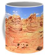 Soft Light On Vermilion Cliffs Coffee Mug