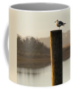 Soft Mornings Coffee Mug by Karen Wiles