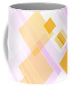 Soft Orange And Delicate Pink Coffee Mug