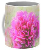 Soft Peony Coffee Mug