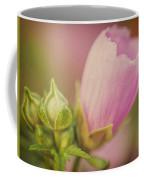 Soft Pink Flower Coffee Mug