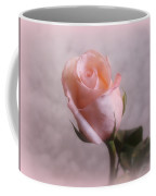 Soft Pink Rose Coffee Mug