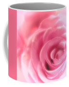 Vintage Pink Rose Coffee Mug