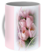 Soft Pink Tulips Coffee Mug
