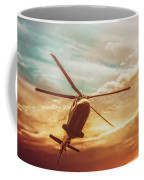 Soft Sunset Landing  Coffee Mug
