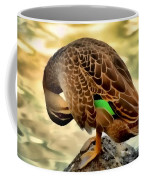 Soft Sunset Preen Coffee Mug