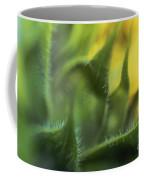 Softabstractsunflower Coffee Mug