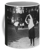 Softball Game Coffee Mug