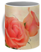 Softly Peach Coffee Mug