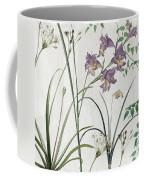 Softly Purple Crocus Coffee Mug
