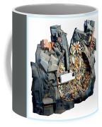 Soif Du Desert / Aux Portes De Non Retour Coffee Mug