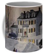 Soiree At Billings Estate Coffee Mug