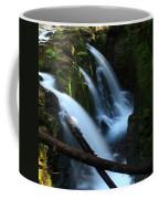 Sol Duc Falls 3 Coffee Mug
