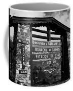 Sol Y Nieve ... Coffee Mug