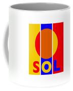 Solar Coffee Mug