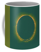 Solar Eclipse By Hinode Observes, Nasa 4 Coffee Mug