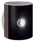 Solar Eclipse, Diamond Ring 2 Coffee Mug