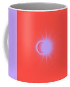 Solar Eclipse, Diamond Ring 2a Coffee Mug