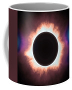 Solar Eclipse In Infrared 2 Coffee Mug