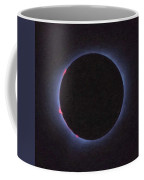 Solar Eclipse In Totality 4 Coffee Mug