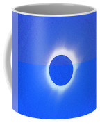 Solar Eclipse Of 2017 Poster 4 Coffee Mug